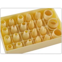Bocchette in plastica
