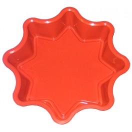 Stampo in silicone stella 8 punte