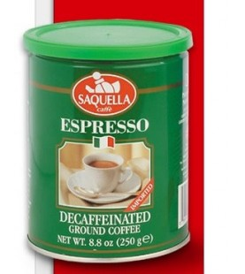 Lattina Espresso Decaffeinato