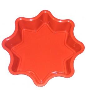 Stampo in silicone stella 8...