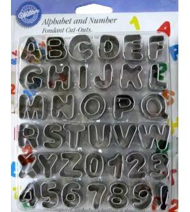 Tagliapasta alfanumerico