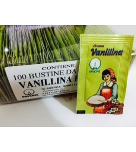 Vanillina 100pz